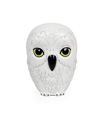 Harry Potter Hedwig The Owl Ceramic Coin Bank for Kids