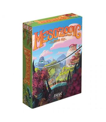 Z-Man Games ZM003 Board Game, Multicolor