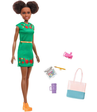 Barbie Travel Nikki Doll
