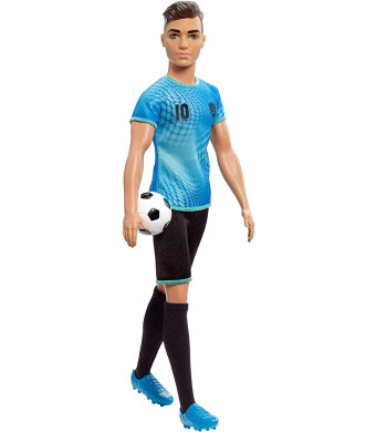Barbie Careers Ken Soccer Player Doll