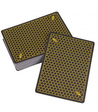 Ellusionist Killer Bees Reloads Playing Card Deck - Boxless, No Tuck Deck
