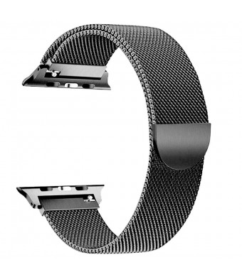 Cocos CC-ML-42-GY Replacement Parts for Apple Watch Series 4/3/2/1 Space Gray