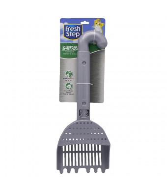 Fresh Step Litter Box Accessories | Disposable Litter Box, Extendable Scoop, and Litter Trapper Keeper Mat