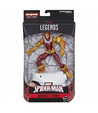 """Spider-Man Legends Series 6"""" Marvel's Puma Toy"""