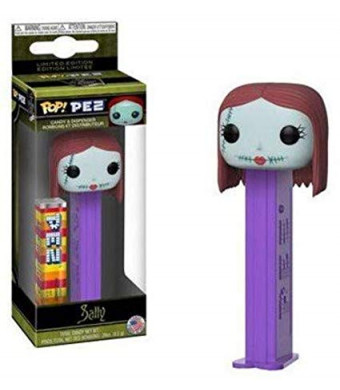Funko 35972 POP Pez: Nightmare Before Christmas - Sally, Multicolor