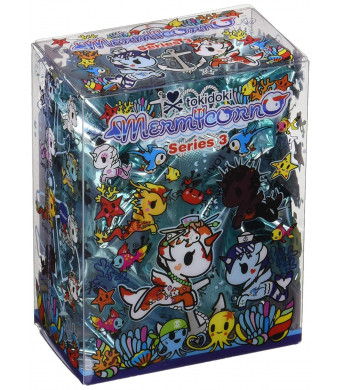 Tokidoki Mermicorno Series 3 Blind Box Collectible - One Random Blind Box