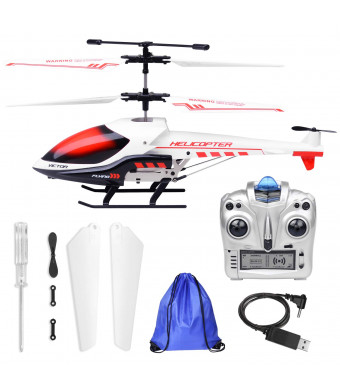 RC Helicopter Remote Control Helicopter with Gyro Stroage Bag