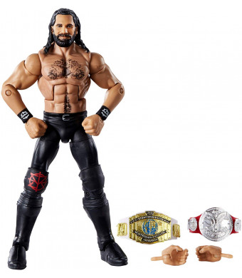 WWE Top Picks Elite Collection Seth Rollins Figure