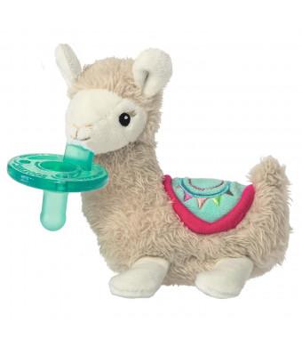 Mary Meyer Mary Meyer LilyLlama Wubbanub Soft Toy and Pacifier