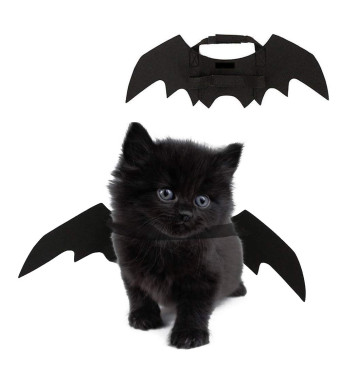 MUTOCAR Cat Costume Cute Bat Wings Pet Costumes Pet Apparel Small Dogs Cats