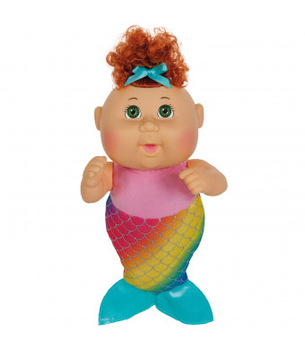 Cabbage Patch Cuties Oriane Mermaid 9 Inch Soft Body Baby Doll - Fantasy Friends Collection