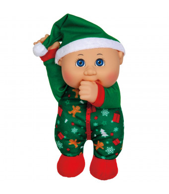 Cabbage Patch Cuties Ginger Holiday 9 Inch Soft Body Baby Doll - Holiday Helper Collection