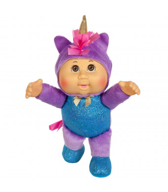 Cabbage Patch Cuties Jewel Unicorn 9 Inch Soft Body Baby Doll - Fantasy Friends Collection