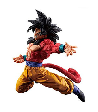 Dragon Ball Super 819996100607_38546B Banpresto Dbs Goku FES!! Special Ver. Super Saiyan 4 Son Goku Figure