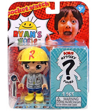 Ryan's World - Deep Six Ryan Figure and Bonus Mystery