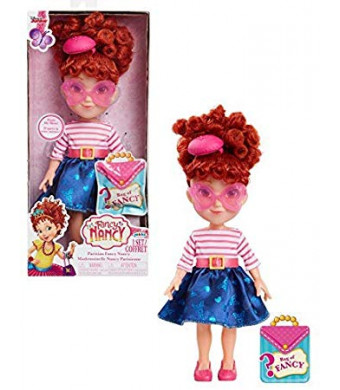 "Fancy Nancy - 10"" Parisian Doll w/ Surprise Bag of Fancy"