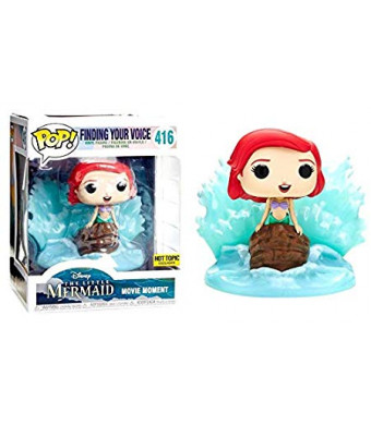 Funko POP! Disney: Movie Moment: The Little Mermaid: Finding Your Voice