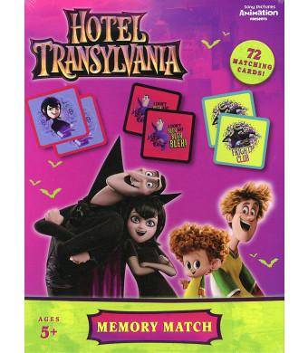 Hotel Transylvania Memory Match Game
