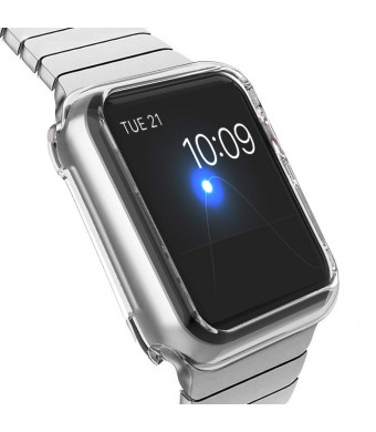Series 4 44mm Replacement for Apple Watch Case, Protective Case Compatible with iWatch Series 4