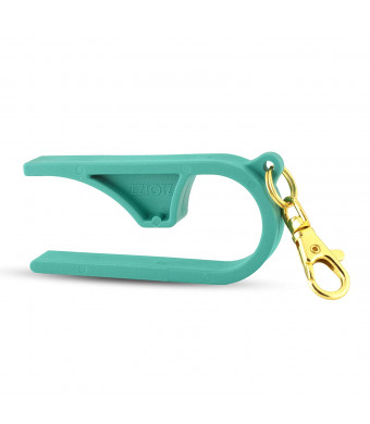 eZtotZ Buckle Pal The Easy Way to Unbuckle Carseats - Made in USA - Helps Kids and Adults to Unbuckle (Teal)