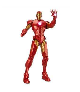 Marvel Iron Man Talking Action Figure No Color461019640968