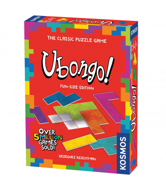 Thames and Kosmos 696186 Ubongo Fun-Size Edition Family Board Game