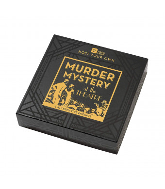 Christmas Party Games Family Christmas Games for Adults and Kids Guessing Games Murder Mystery