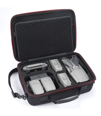 Hard Storage Carrying Case for DJI Mavic 2 Zoom/Pro Drone and Fly More ComboNot fit for Mavic pro/Mavic Platinum