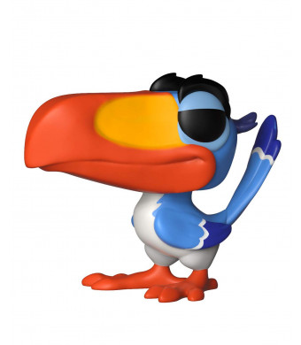 Funko Pop! Disney: Lion King - Zazu Toy, Multicolor