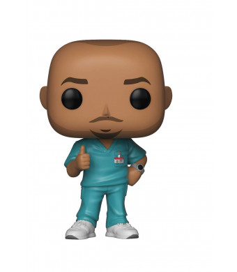 Funko Pop TV: Scrubs- Turk Toy, Multicolor