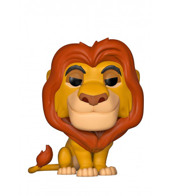 Funko Pop! Disney: Lion King - Mufasa Toy, Multicolor