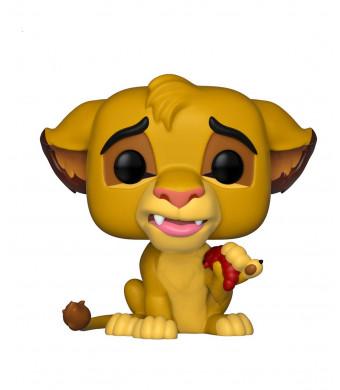 Funko Pop! Disney: Lion King - Simba Toy, Multicolor