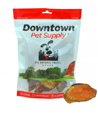Downtown Pet Supply All Natural Dehydrated Sweet Potato Dog Chew Treats Made in USA, Single Ingredient, Grain Free, Human Grade  Snacks for Small, Medium and Large Dogs or Cats