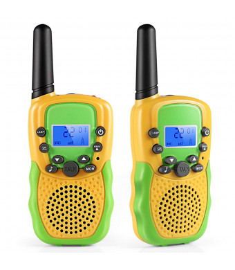 Christmas Gifts For Girls Age 9.Walkie Talkies For Kids Cakie 22 Channel Frs Gmrs 2 Way Radio Up To 3 7 Miles Uhf Hand Held Toys For Boys And Girls Age 3 4 5 6 7 8 9 Christmas