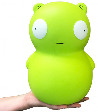 SDCC 2018 Bob's Burgers 10 Kuchi Kopi Jumbo Squishy Exclusive Toy