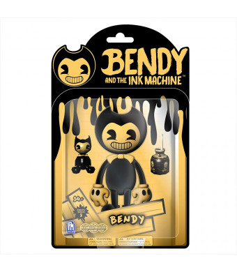 Bendy and the Ink Machine : Yellow Bendy Action Figure