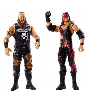 WWE Braun Strowman Vs Kane Core Figure Two-Packs Series # 57