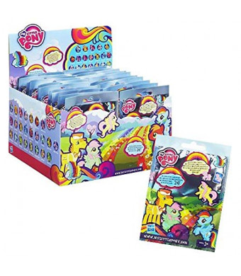 U.C.C. Distributing My Little Pony Mystery Surprise Mini Figure Blind Pack Box of 24 MLP Mystery Packs