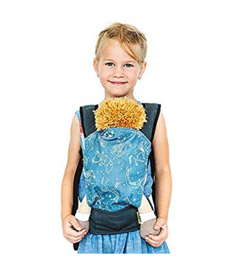 Boba Mini Baby Doll Carrier - Constellation - Adorable Toy Carrier for Your Little boy or Girl