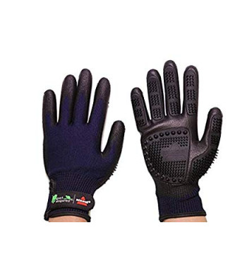 Bissell De-Shedding Grooming Gloves for Pets