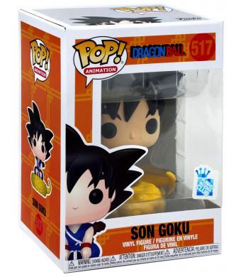 Funko POP! Anime: Dragonball Z Young Goku (Exclusive)
