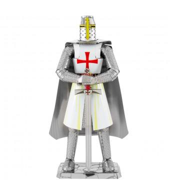 Fascinations ICONX Templar Knight 3D Metal Model Kit