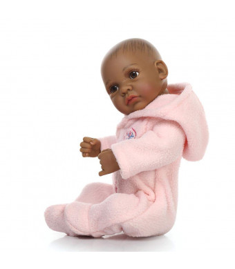 Adoeve Reborn Baby Doll Lifelike Realistic Baby Doll Soft Silicone Realistic with Clothes Boy Reborn Baby Doll