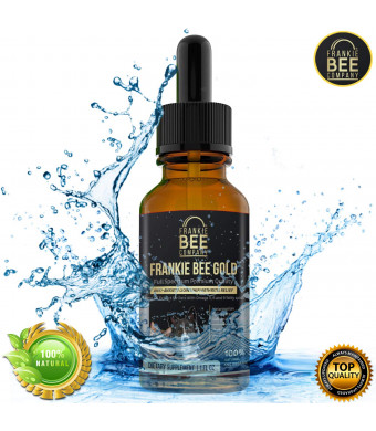 Frankie Bee Company Dog Hemp Oil for Dogs  Cats, Dog Joint Supplement, Dog Anxiety Relief, Cat Dog Joint Supplement, Grown in USA, Lab Tested, Full Spectrum, Safe, Natural Calming and Pain Relief