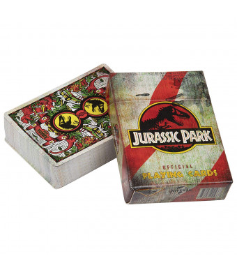 Ellusionist Jurassic Park Playing Card Deck