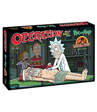 Operation: Rick and Morty Anatomy Park Special Edition