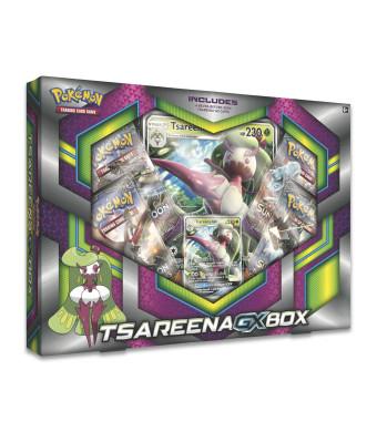 Pokemon Tsareena GX Box 728192489426, Multicolor