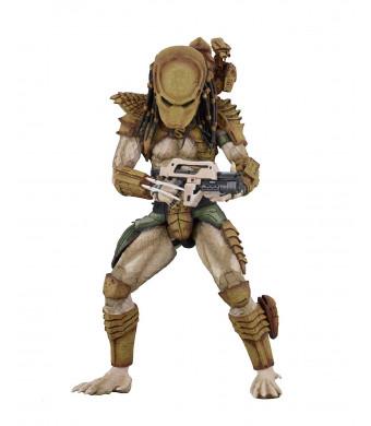 "NECA - Alien vs Predator (Arcade Appearance) - 7"" Scale Action Figure - Hunter Predator"