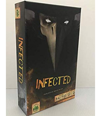 Infected Card Game