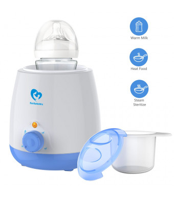 Bellababy Fast-Heating Bottle Warmer Formula Warmer Oil Warmer Lotion Heater Upgraded Heating System